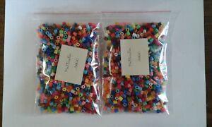 2000 Perles a repasser multicolor hama