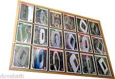 MATCH ATTAX 12/13 STADIONKARTEN KOMPLETT S1-S18 2012/2013 LIMITIERTE AUFLAGE