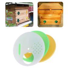10Pcs/Set Hive Door Beekeeping Beekeeper Box Plastic Entrance Disc Bee Nest Gate