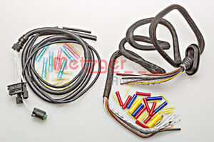 METZGER Cable Repair Kit Tail Gate Right Vehicle For BMW E61 2004-2010