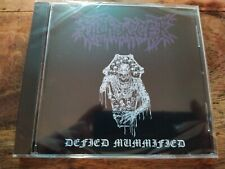 Filthdigger Defied Mummified New CD Death Metal Norway