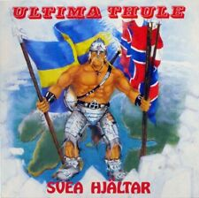 ULTIMA THULE - SVEA HJÄLTAR s.T. LP pagan viking