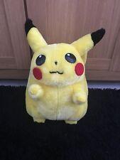 Nintendo Pokemon Pikachu Soft Toy Plush Teddy Play By Play