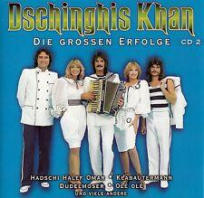 DSCHINGHIS KHAN : DIE GROSSEN ERFOLGE 2 / CD