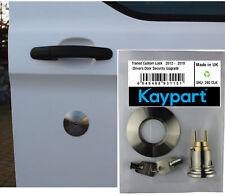 Ford Transit Custom Door Lock Drivers  Security Upgrade Van Replock Replacement