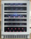 "Danby Silhouette 24"" Dual Zone Built In Wine Cellar DWC053D1BSSPR WC047 photo"