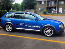 AUDI A8 olympic Sponsors Decals Sticker Complete german ski federation rare 2.7t