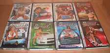 Lot of 8 Street Fury DVDs NEW