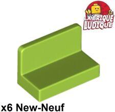 4x Panel Panneau 1x2x1 Rounded Corners gris foncé//dark b gray 4865b NEUF Lego