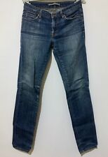 VINCE Riley Skinny Jean in Rustic Size 27 (30W x 31) Blue Stretch Denim Mid Rise