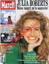 Paris Match n°2339 du 24/03/1994 Julia Roberts Destivelle Grace Kelly Castaldi