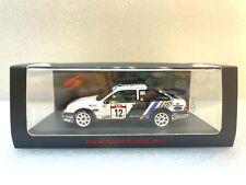 Ford Sierra Rs Cosworth No.12 Tour de Corse Rally de France Spark 1/43 #S8706