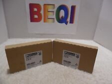 2700775 Phoenix Contact IB IL AO 2/UI-PAC  Inline Terminal Sealed Box Lot of 2
