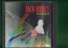 JACK BRUCE - MONKJACK CD APERTO