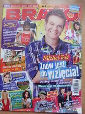 BRAVO 6/2012 MICHEL TELO,Bella Thorne,One Direction,Jennifer Lawrence,Cher Lloyd