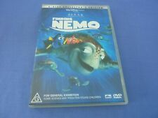Finding Nemo Dvd 2-Disc Collector's Edition Disney R4 Free Postage