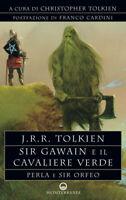 1113151 1025964 Libri John R. R. Tolkien - Sir Gawain E Il Cavaliere Verde. Perl
