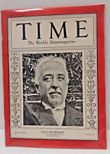 May 4 1931 TIME Magazine-Spain's New President on Cover-News/Photos/Ads VG