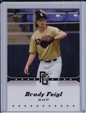 Brady Feigl 2013 Leaf Perfect Game Oakland Athletics A's Prospect 2018 Draft