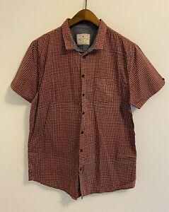 Cotton On Brunswick Short Sleeve SHIRT - Size L - XL