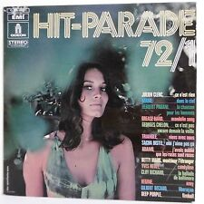 "33T HIT PARADE PATHE MARCONI 72/1 Vinyle LP 12"" PAGANI CHELON DEEP PURPLE BECAUD"