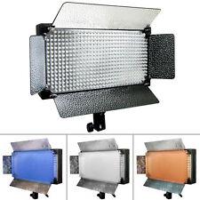 500 LED Light Panel Photo Video Studio Portrait Dimmer Video Lighting Barndoor