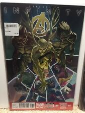 Avengers #17 Hickman Spencer Prelude To Infinity Comic Book