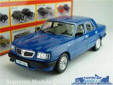 GAZ 3110 VOLGA MODEL CAR 1:43 SCALE RUSSIAN NASH AVTOPROM NAS 102B BLUE K8