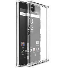 """Funda Carcasa Transparente Silicona Para Sony Xperia Z5 Premium E6833 5,5"""""""