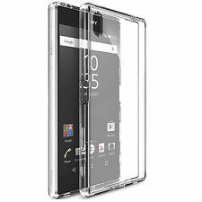"Cover Custodia Trasparente Slim Tpu Per  Sony Xperia Z5 Premium SO-03H 5,5"""
