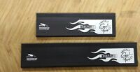 Guy Fieri 2 pc Black Knife Edge Guard Set  Knife guards, knife sleeve protector
