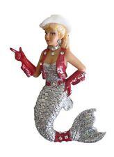 December Diamonds MAGNET Rhinestone Cowgirl Cowboy Mermaid