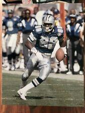 Michael Irvin Autographed/Signed Dallas Cowboys 16x20 Photo HOF Playmaker !