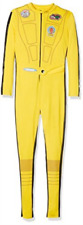 Kill Bill, The Bride Costume, Yellow, with Jumpsuit & Sword -  (Siz.. COST-W NEW