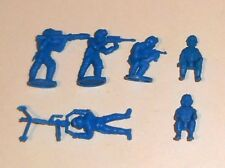 1980's Bluebird Toys - Zero Hour ~ EAGLE AIR FORCE TROOPS - ????