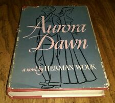 1947, First Edition Aurora Dawn by Herman Wouk – Pulitzer Prize Author