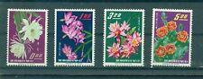 China - Taiwan, Sc# 1386-9. 1964 Cactus Plants. MNH $36.25.