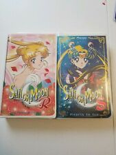 Sailor Moon VHS Lot 2