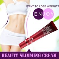 Slimming Cream Anti-Cellulite Body Wrap Slimming Fat Burner Gel Weight Loss New