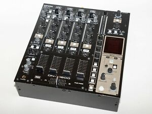 Denon DN-X1600 4 Channel DJ / Studio Digital Mixer with Effects - MINT CONDITION