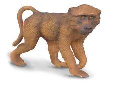 Maschi del babbuino 8 cm Animali Selvaggi Collecta 88204