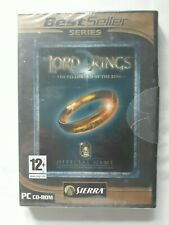 Lord of the rings The Fellowship of The Ring PC Game NEW And SEALED FREE...
