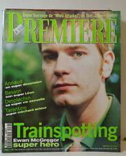Premiere Magazine (No 232) TRAINSPOTTING - Ewan McGregor - Super HÉRO (CT284)