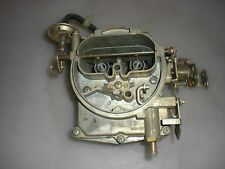 NOS HOLLEY 2 BARREL CARBURETOR R-8702 1974 CHEVY CAR-TRUCK 350 ENGINE