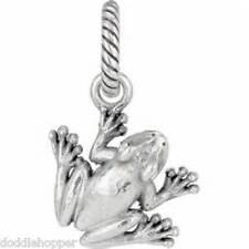 Brighton Ribbit Frog Bead Charm  NWOT