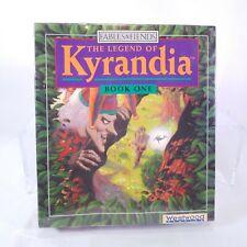 The Legend of Kyrandia Book One 1992  FACTORY SEALED Big Box Computer P2
