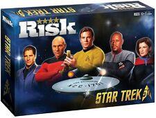 RISK Star Trek 50th Anniversary Edition Board Game