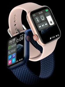 Smart watch IP67 hommes femmes Bluetooth appel montre dynamique intelligente