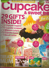 LOVE  BAKING,CUP CAKES & SWEET TREATS,  ISSUE, 3   EASTER, 2012  (FOR EASTER )