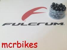 FULCRUM 0/1/3 CERAMIC UPGRADE FRONT/REAR WHEEL HUB BEARINGS 1 HUB ( 30 BALLS )